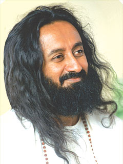 Sri Sri Ravisankar Guruji Wallpaper