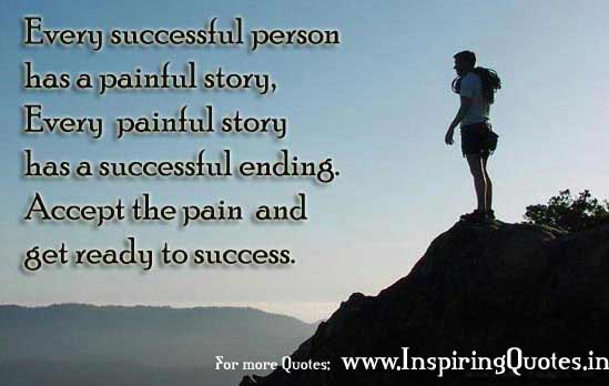 Nice Success Pain Quotes Thought Images Pictures Wallpapers