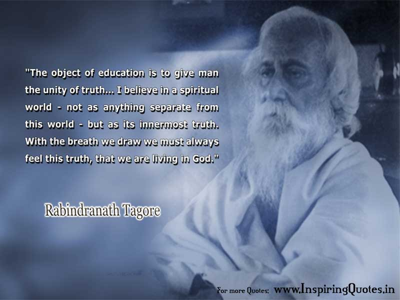 Rabindra Nath Tagore Quotes Images Wallpapers Pictures in english
