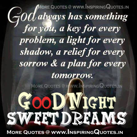 Good Night Sweet Dreams Quotes Thoughts Images Wallpapers Pictures